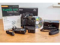 Flawless Fujifilm X-T1 + Fuji Battery Grip + X-Pert Tips Guide - the ultimate serious camera!