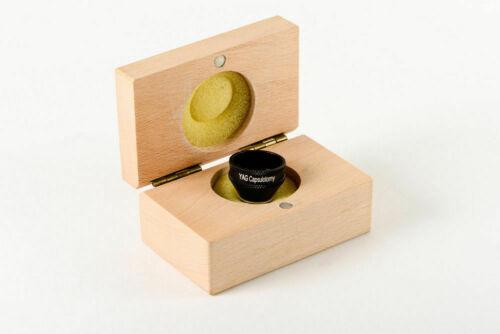Capsulotomy Lens For YAG LASER Opticlear Standard