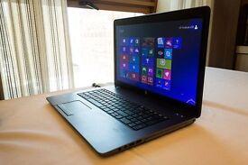 "Gaming Laptop 17"" HP ProBook 470 G1 i5 FHD SSD"