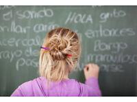 Italian language and English language tutor- fluent italian speaker