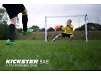 Football Goal Quickplay Sport Kickster 8'x5'