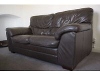 Leather sofa - Two Seater - Good Quality