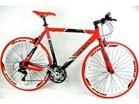 Brand New TEMAN PRO-3.0 aluminium 21 speed hybrid road bike ( 1 year warranty 15k