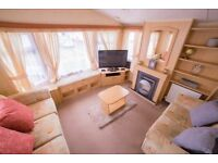 REDUCED Willerby salisbury at Haggerston castle double glazed central heating.sleeps 6