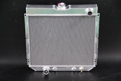 Racing All Aluminum Radiator For 67 70 FORD MUSTANG L6V8 20 Core