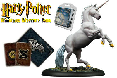 HARRY POTTER: MINIATURES ADVENTURE GAME – Unicorn ADVENTURE Pack Espansione