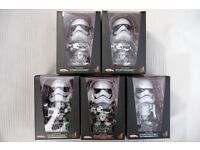 Star Wars - First Order various characters - Cosbaby bobble heads