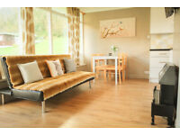 holiday chalet west wales lease for sale £1900