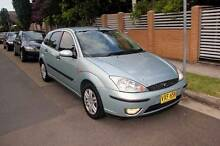 2004 Ford Focus Auto Hatch Low Ks Solid & Safe Chatswood Willoughby Area Preview