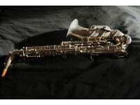 keilwerth 'the new king' (mk 4) alto saxophone