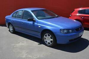 2004 Ford Falcon Dual Fuel Sedan Warragul Baw Baw Area Preview
