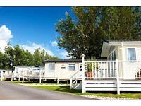 over 40 static caravans for sale in Dawlish Warren,Devon. 11.5 month season,close to the beach