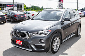 2018 BMW X1 xDrive28i Sports Activity Vehicle  Clean Carfax