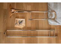 Roland Meinl beginners Bb trombone