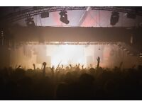 The Warehouse Project Tickets (2)- The Metropolis Birthday: Andy C, Lethal Bizzle, Delta Heavy ETC