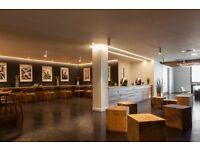 Stunning studio apartment £270pw inc Bills & No Deposit- Free Gym, Spa, Cinema, Roof Terrace & more!