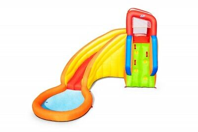 Bestway H20GO Splash Tower Mega Water Park Garden Inflatable Slide