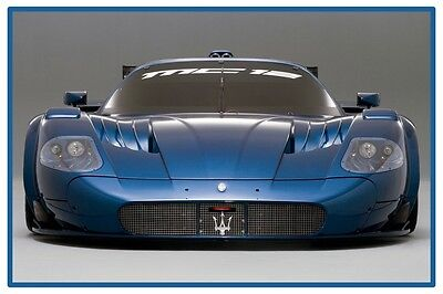 Exotic Car  2 Poster 12  X 18    Exotic Sports Cars