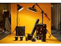 Profoto Pro B3 1200Air + 2x Life Batteries + 2x ProB Heads + accessories
