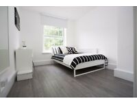 Double room in a newly refurbished 4 bed flat. Book your viewing now