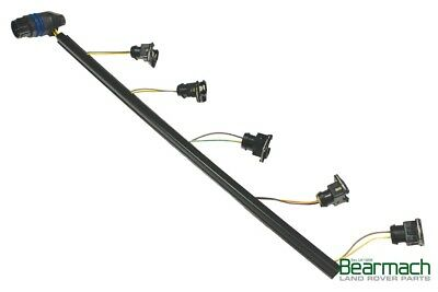 Fuel Injector Wiring Harness/Loom for Land Rover Defender Td5 AMR6103 - Bearmach