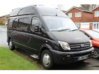 LDV Maxus motorhome conversion. 2007
