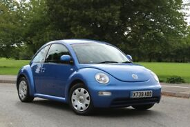 VOLKSWAGEN BEETLE 1.6 69K LOW MILES TIDY EXAMPLE DRIVES SUPERB VW