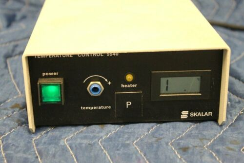 Skalar San Plus System SA 5540 Reactor Temperature Control Unit WARRANTY