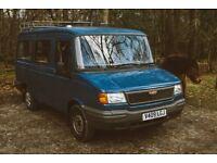 LDV Convoy Campervan 'PipSqueak' for sale £3500