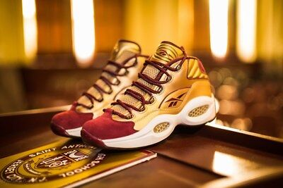New Packer Shoes x Reebok QUESTION Mid Saint Anthony High School PE Retro Mens 9