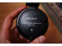 Sony Dynamic Stereo Studio Monitor Headphones, classic model