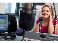 Radio Presenters Wanted!