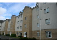 Queens Crescent, Livingston, Furnished 2 Bedroomed 3rd-floor Flat