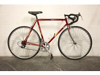 Restored Vintage PEUGEOT & RALEIGH Racing Road Bikes - 80s & 90s Retro Classics - REYNOLDS 531 & 501