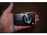 Panasonic Lumix DMC-FX150 digital camera with Leica lens, excellent condition