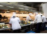 Kitchen Manager - Chester, Salary up to £28,000 + Bonus + Benefits