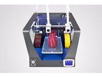 BCN3D SIGMA 3D PRINTER + x10kg filaments