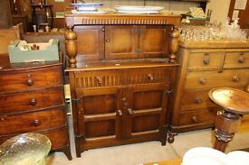 oak cupboard court cupboard