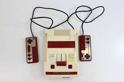 Original Nintendo Famicom Console Only FC Japan Import US Seller FK035 B