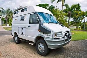 CAMPERVAN 4X4 IVECO TURBO DAILY 40.10 Classic Caboolture Caboolture Area Preview