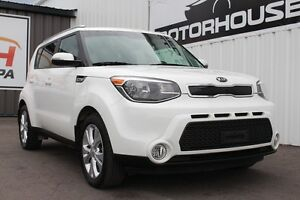 2015 Kia Soul EX+ ECO HEATED SEATS!