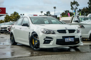 2014 Holden Special Vehicles GTS Gen-F MY14 White 6 Speed Sports Automatic Sedan