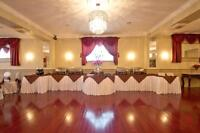 Banquet Hall now booking events