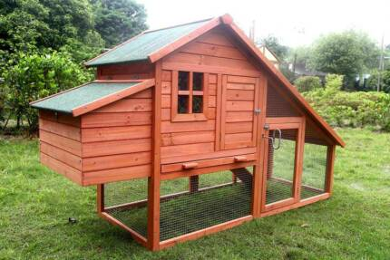 Chicken Coop with Nesting box or Giant Rabbit Hutch