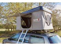Roof Top Tent - Tent Box