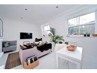 STUNNING, HIGH SPEC 1 DOUBLE BEDROOM TOP FLOOR APARTMENT MOMENTS FROM CHALK FARM UNDERGROUND STATION