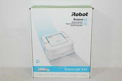 iRobot Braava Jet 245 Mopping Robot White 4533924 v1