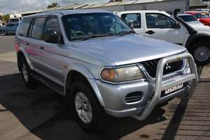 2004 Mitsubishi Challenger Wagon Warragul Baw Baw Area Preview