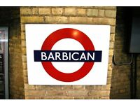 Mind-Blowing One Bedroom Flat In Barbican!!! Available Soon!!!