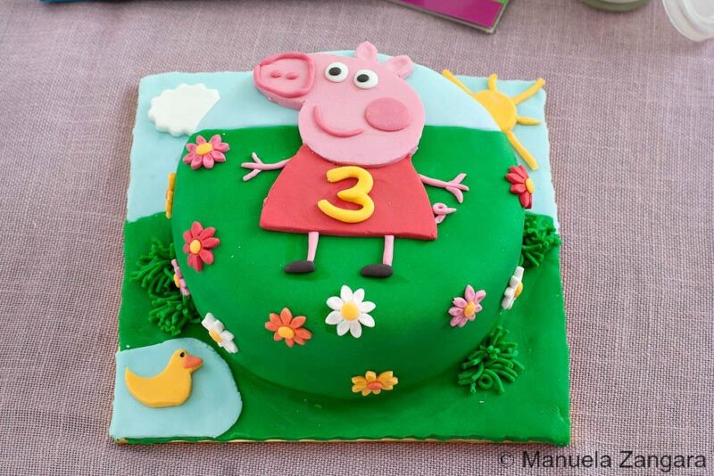 diy peppa pig cake decorations ebay